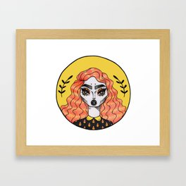 Candice Corn Framed Art Print