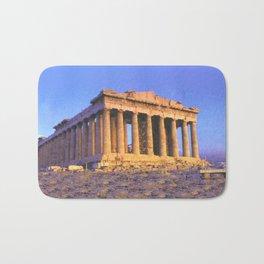 The Parthenon Bath Mat