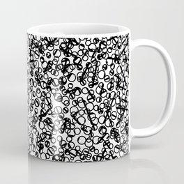 Mezzo Outline Sticks Coffee Mug