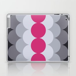 Gradual Pink Yarrow Laptop & iPad Skin