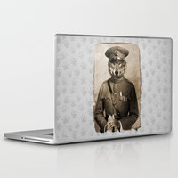 general Laptop & iPad Skins featuring The general by Seamless