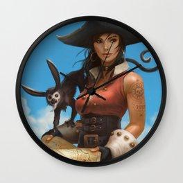 Brangwen Morgan Wall Clock