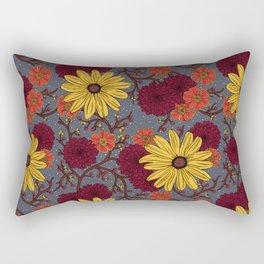 Bittersweet Susans Rectangular Pillow