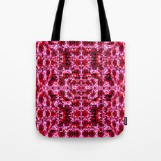 Spring exploit floral pattern second version Tote Bag