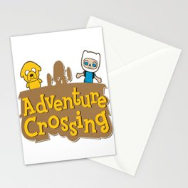 Adventure Crossing Stationery Cards