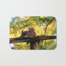 Majestic Hawk Bath Mat
