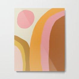Abstract 07 Metal Print