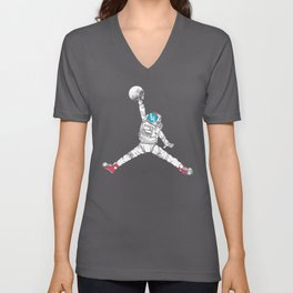 Space dunk Unisex V-Neck