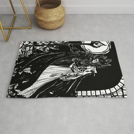 Hades and Persephone Rug