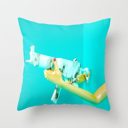 Ratatat Throw Pillow