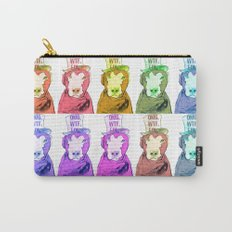 Pop Art Dogs Carry-All Pouch