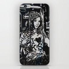 I HEART KS iPhone & iPod Skin