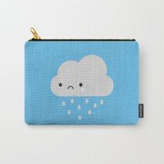 Sad Kawaii Rain Cloud Carry-All Pouch