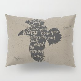 May The Winds Pillow Sham