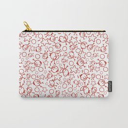Chick pattern Carry-All Pouch