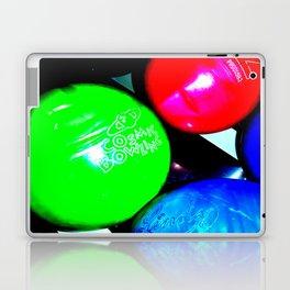 Bright Balls Laptop & iPad Skin
