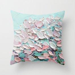 Yoshino Bouquet Throw Pillow
