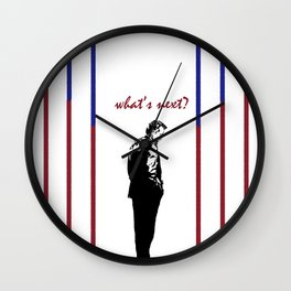 Jed Bartlet  Wall Clock