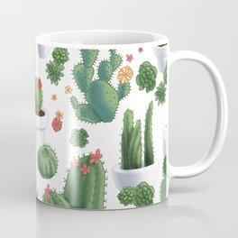 Succulent Cacti Coffee Mug
