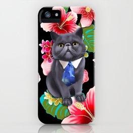 Aloha Popoki iPhone Case