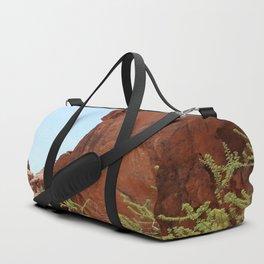 Valley Of FireTrail Duffle Bag