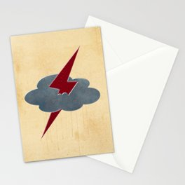 THUNDER CLOUD Stationery Cards