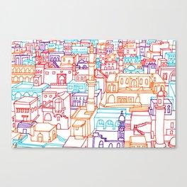 I Will Go Anywhere Canvas Print
