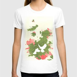 Leaf Bird T-shirt
