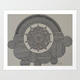 KL-1.7 Art Print
