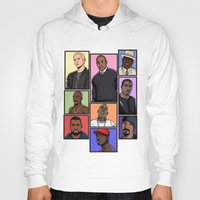 hiphop Hoodies featuring HipHop Legends by Akyanyme