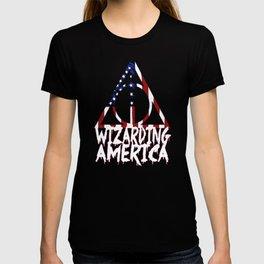 WIZARDING AMERICA T-SHIRT T-shirt