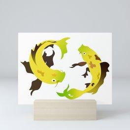 Bananafish Mini Art Print