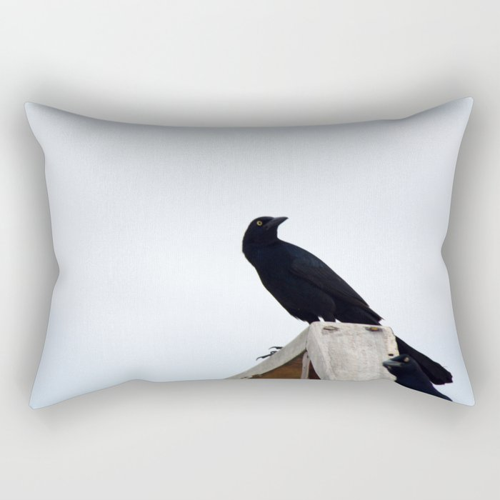 Bird collection _03 Rectangular Pillow