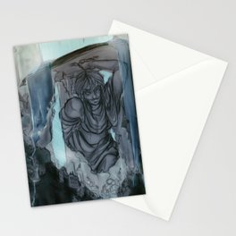Waterfall Village Stationery Cards