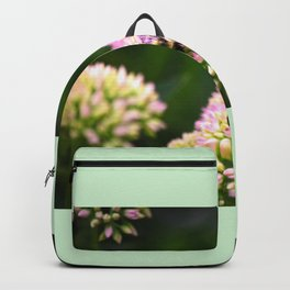 Bumble bee green Backpack