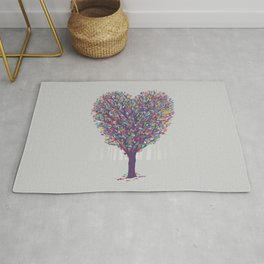 Nature's Love Rug