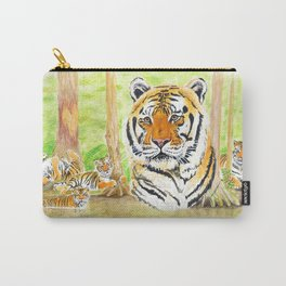 Seth Tiger at Tiger Lake Carry-All Pouch