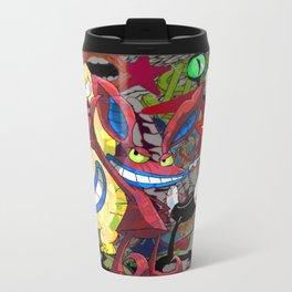 The Realest Monsters Travel Mug