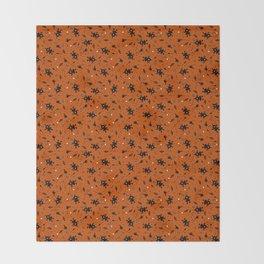 Forever Autumn Pattern Throw Blanket