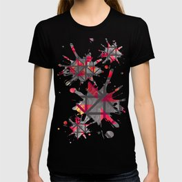 Geometric Shapes: Triangles 01 T-shirt