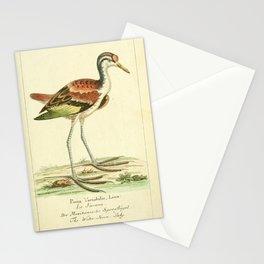 parra variabilis8 Stationery Cards