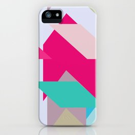 Abstracts colors Nr.3 iPhone Case