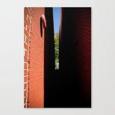 Alarm Canvas Print