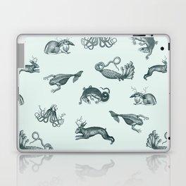 ephemera zoo Laptop & iPad Skin