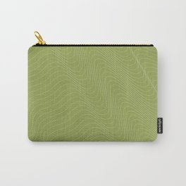 Topographic Carry-All Pouch