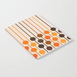 Golden Sixlet Notebook