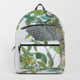 Broad-winged Hawk - John James Audubon Backpack