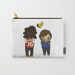 Pick Someone Who's Supportive Carry-All Pouch