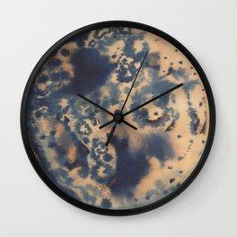 Super Blue Blood Moon 2018 Wall Clock