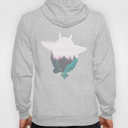 Troll Atop the Dreamland Forest Hoody